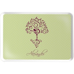 Yoga Tree Serving Tray (Personalized)