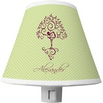 Yoga Tree Shade Night Light (Personalized)