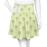 Yoga Tree Skater Skirt (Personalized)