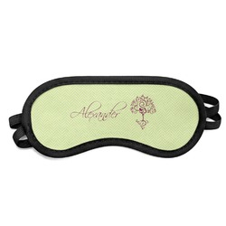 Yoga Tree Sleeping Eye Mask (Personalized)