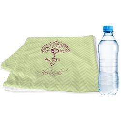 Yoga Tree Sports Towel (Personalized)