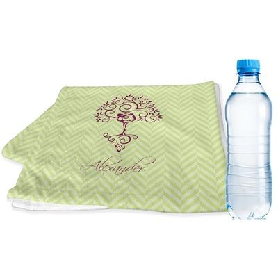 Yoga Tree Sports & Fitness Towel (Personalized)