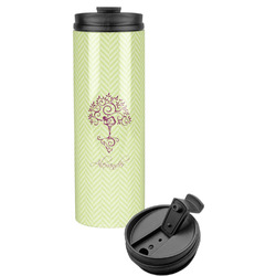 Yoga Tree Stainless Steel Tumbler (Personalized)