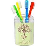 Yoga Tree Toothbrush Holder (Personalized)