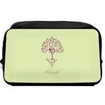 Yoga Tree Toiletry Bag / Dopp Kit (Personalized)