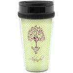 Yoga Tree Travel Mug (Personalized)