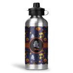 Halloween Night Water Bottle - Aluminum - 20 oz (Personalized)