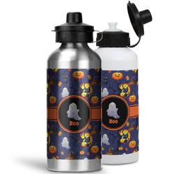 Halloween Night Water Bottles- Aluminum (Personalized)