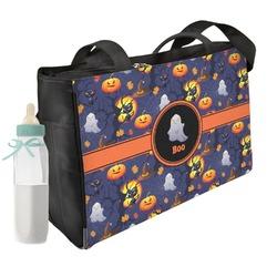 Halloween Night Diaper Bag (Personalized)