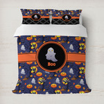 Halloween Night Duvet Cover (Personalized)