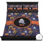 Halloween Night Duvet Cover Set (Personalized)