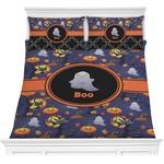 Halloween Night Comforter Set (Personalized)