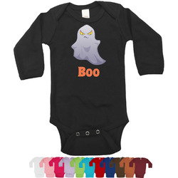 Halloween Night Bodysuit - Long Sleeves (Personalized)