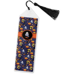 Halloween Night Book Mark w/Tassel (Personalized)