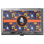 Halloween Night Business Card Case