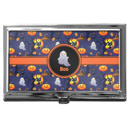 Halloween Night Business Card Case