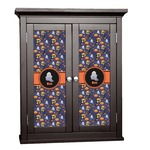 Halloween Night Cabinet Decal - Custom Size (Personalized)