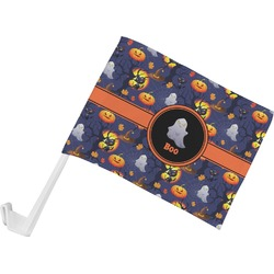 Halloween Night Car Flag (Personalized)