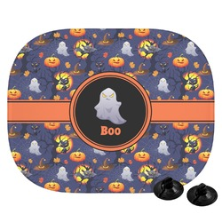 Halloween Night Car Side Window Sun Shade (Personalized)