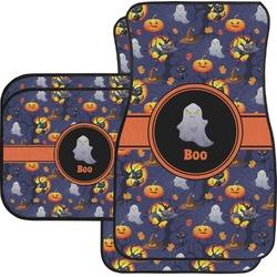 Halloween Night Car Floor Mats (Personalized)