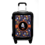Halloween Night Carry On Hard Shell Suitcase (Personalized)