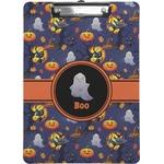 Halloween Night Clipboard (Personalized)