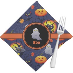 Halloween Night Napkins (Set of 4) (Personalized)