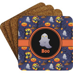 Halloween Night Coaster Set (Personalized)