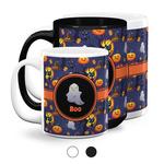 Halloween Night Coffee Mugs (Personalized)