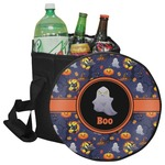 Halloween Night Collapsible Cooler & Seat (Personalized)
