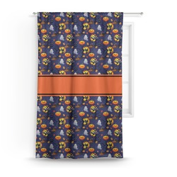 Halloween Night Curtain (Personalized)