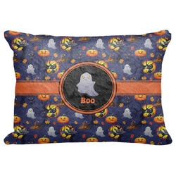"Halloween Night Decorative Baby Pillowcase - 16""x12"" (Personalized)"