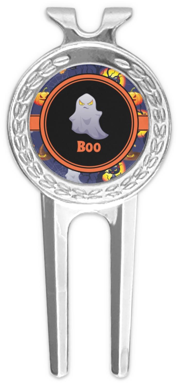 Halloween Night Golf Divot Tool Ball Marker Personalized Youcustomizeit
