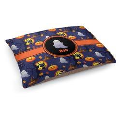 Halloween Night Dog Bed - Medium w/ Name or Text