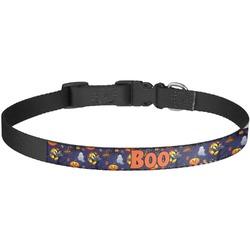Halloween Night Dog Collar - Large (Personalized)