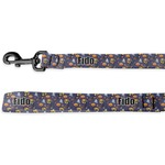 Halloween Night Deluxe Dog Leash (Personalized)