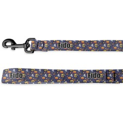Halloween Night Deluxe Dog Leash - 4 ft (Personalized)
