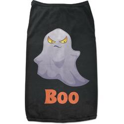 Halloween Night Black Pet Shirt (Personalized)