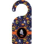 Halloween Night Door Hanger (Personalized)