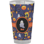 Halloween Night Drinking / Pint Glass (Personalized)