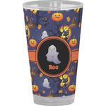 Halloween Night Drinking / Pint Glass (Personalized)