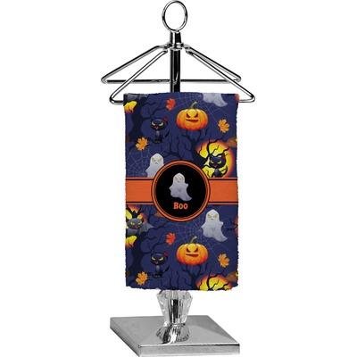 Halloween Night Finger Tip Towel - Full Print (Personalized)