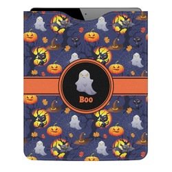 Halloween Night Genuine Leather iPad Sleeve (Personalized)