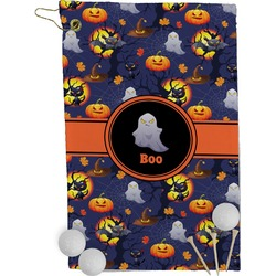 Halloween Night Golf Towel - Full Print (Personalized)