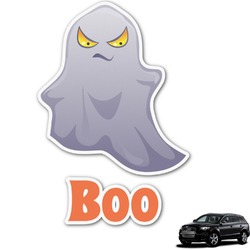 Halloween Night Graphic Car Decal (Personalized)