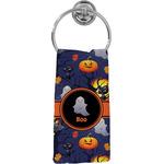 Halloween Night Hand Towel - Full Print (Personalized)