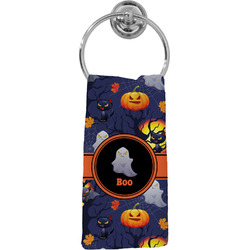 Halloween Night Hand Towel - Full Print (Personalized)