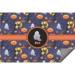 Halloween Night Indoor / Outdoor Rug (Personalized)