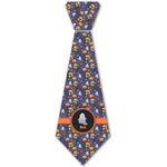 Halloween Night Iron On Tie - 4 Sizes (Personalized)