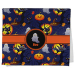 Halloween Night Kitchen Towel - Full Print (Personalized)